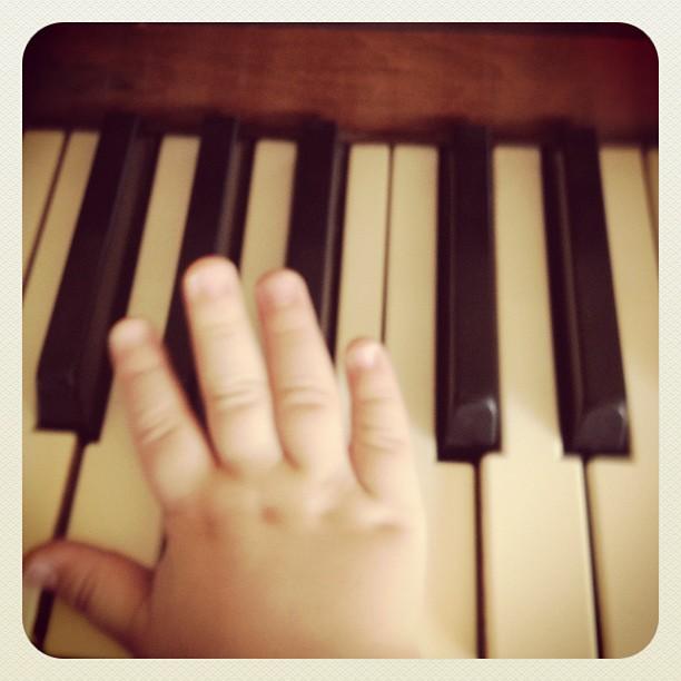 Nathans hand