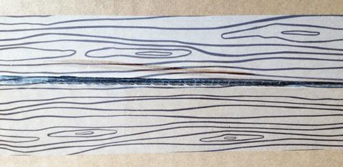Wood-grain-tape