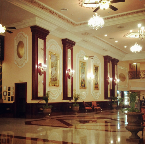 RIU-lobby