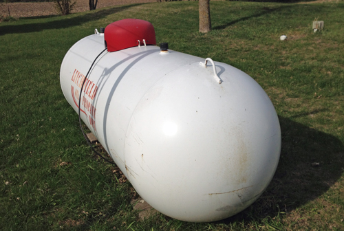 LP-tank