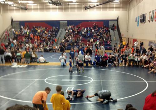 Cooper-wrestling
