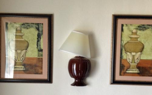 RIU-lampshade