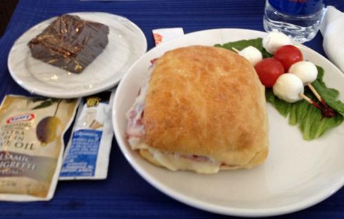 1st-class-lunch