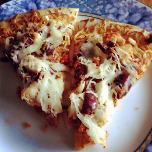 Pizza-dinner