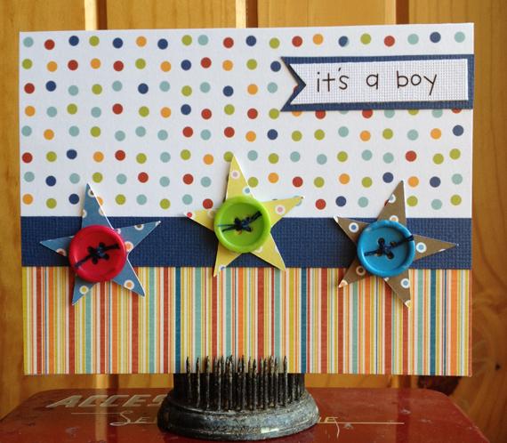 Boy-card
