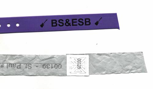 Springsteen-wristbands
