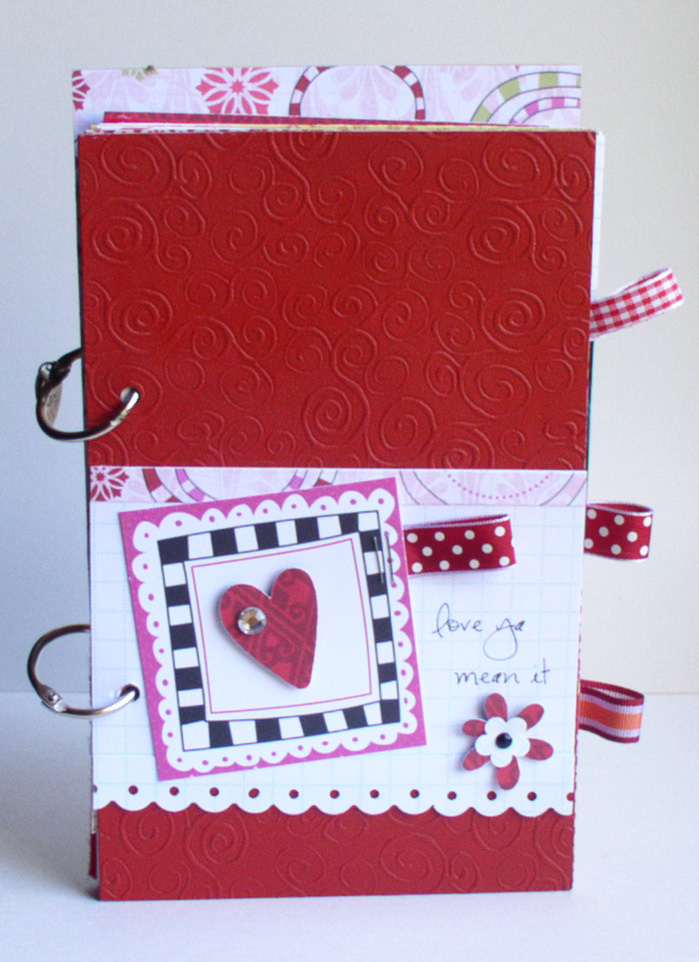 Valentine Mini Album
