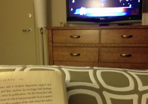 Vacation-reading
