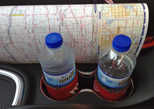 Water-map