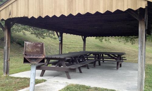 Picnic-shelter