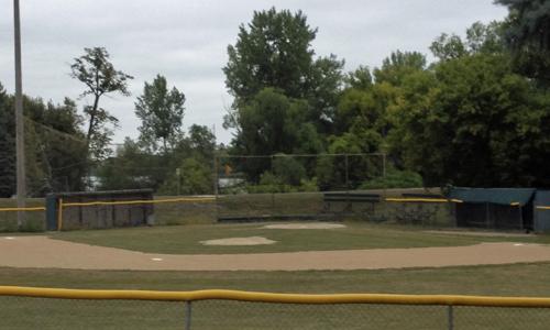 Ball-field