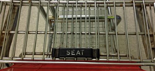 Cart-seat