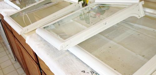 Fridge-shelves