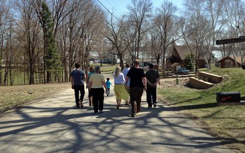 Easter-fam-walk