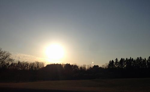Easter-sunset