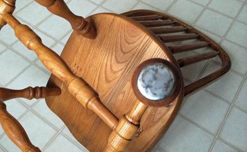 Clean-chair