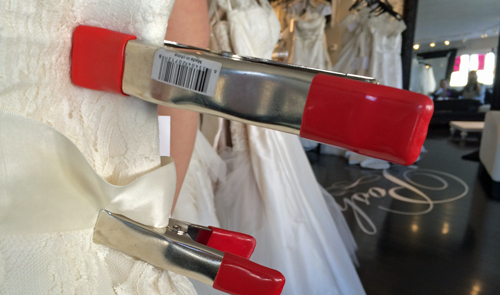 Dress-clamps