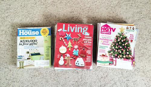 Magazines-left