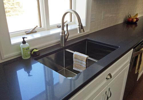 Reveal-sink