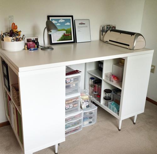 Craft-room-work-table