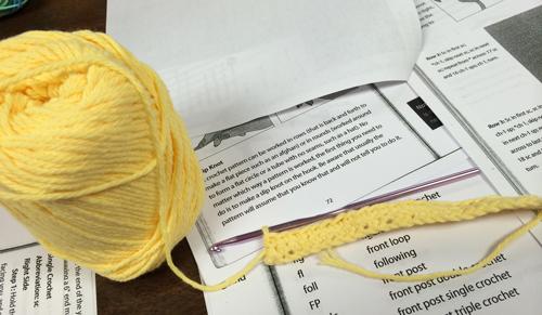 Crochet-lesson