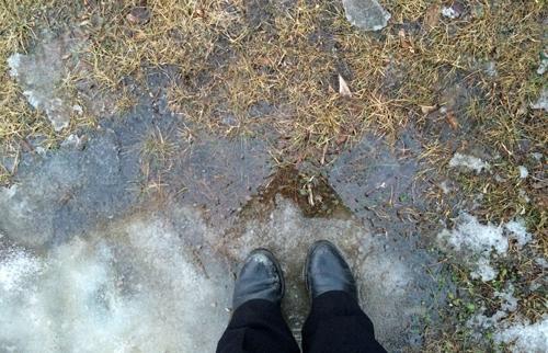 January-thaw