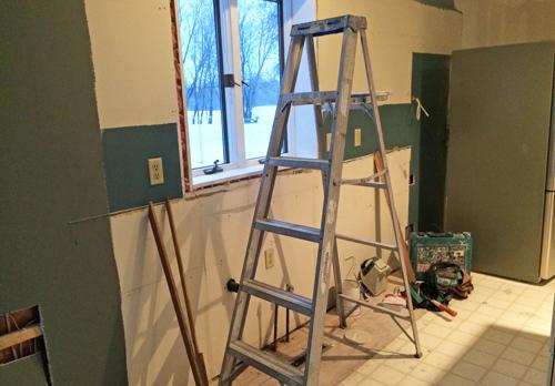Learned-ladder